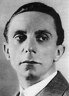 paul joseph goebbels essay (paul) joseph goebbels was born october 29, 1897 in rheydt, germany minister of propaganda for the german third reich, he is generally accounted responsible.