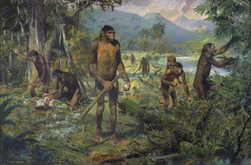 "homo erectus pyro technology essay Early humans and their environment essay - early humans and their environment humans have been present on this earth for nearly 35 million years when ""homo erectus"" first evolved with an upright posture enabling the use of hands (ponting."